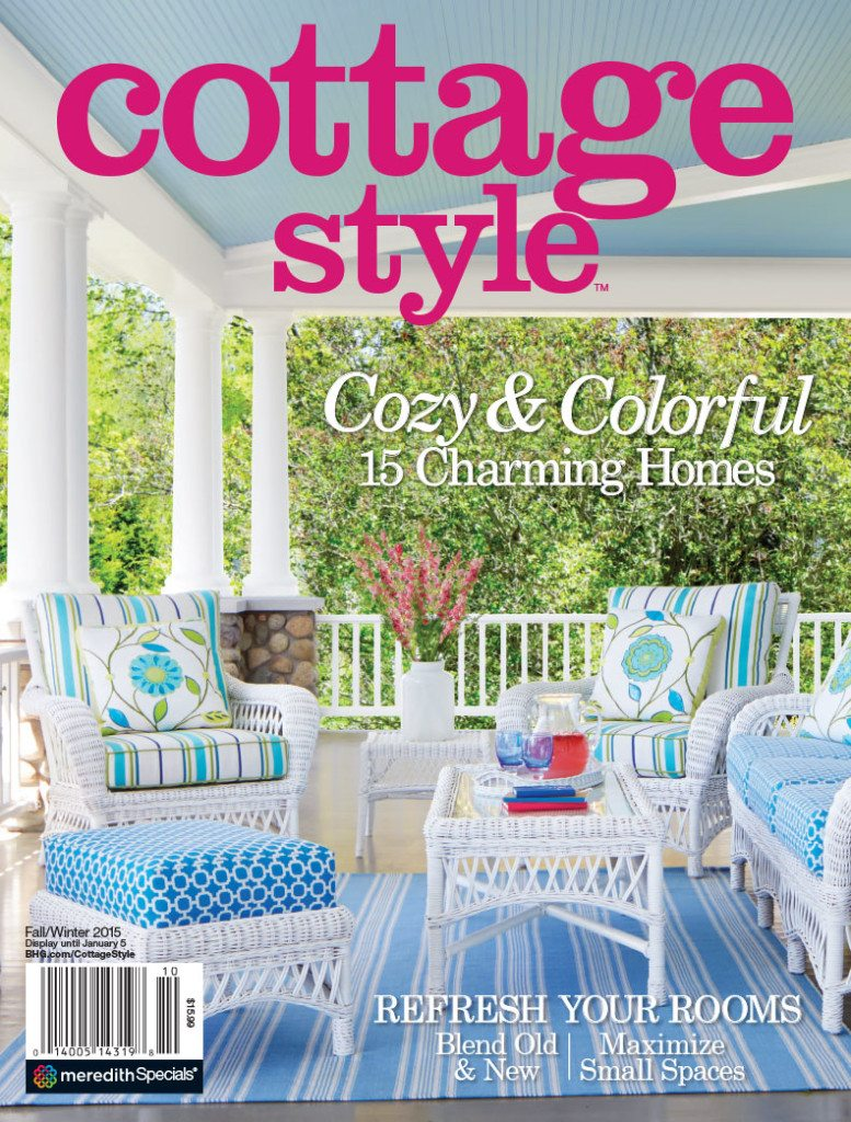 Recently Featured In Cottage Style Magazine Envision Builders Group 30a Home